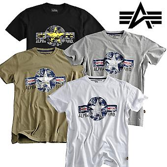 Alpha industries shirt USAF T