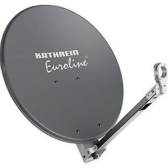 SAT-Antenne Kathrein KEA 750 75 cm reflektierendes Material: Aluminium Graphit