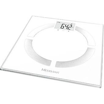 Analytical scales Medisana BS 444 connect Weight range=180 kg Wh