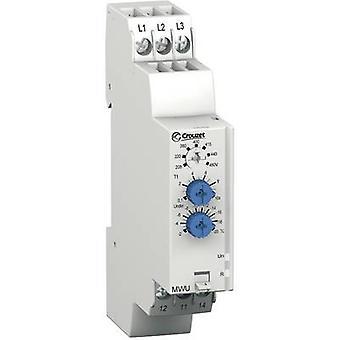 Crouzet 84873023 MWU fase control de relé