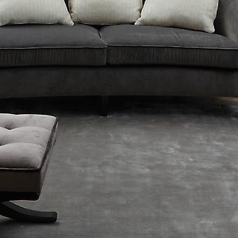 Katherine Carnaby Chrome tapijt In zink