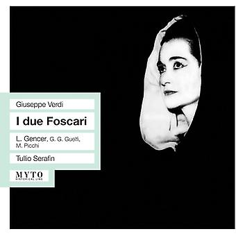 Verdi / Gencer - ich Due Foscari: Gencer-Guelfi [CD] USA Import