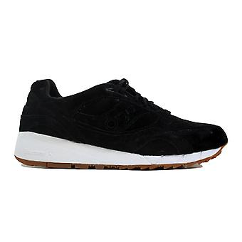 Saucony Shadow 6000 Suede Black Irish Coffee S70222-6 Men's