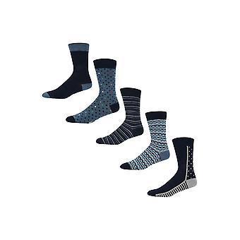 New Designer Mens Pepe Jeans Gift Socks Andrew Gift Set
