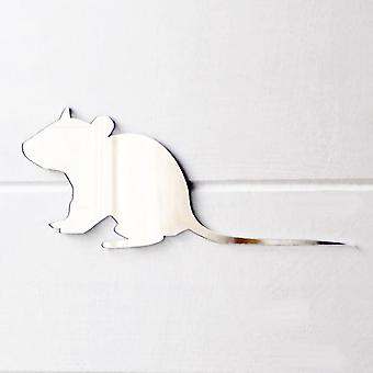 Field Mouse Acrylic Mirror