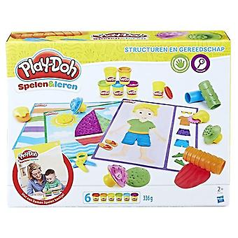 Hasbro Play-Doh forms and tools