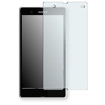 Sony Xperia L36h screen protector - Golebo crystal clear protection film