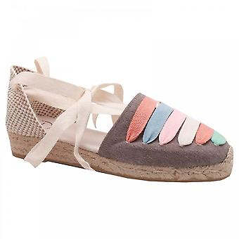 Toni Pons Multi Ribbon Wrap Around Espadrille