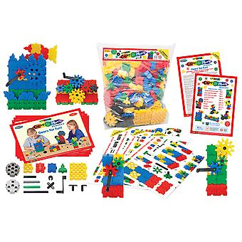 Morphun Gearphun Starter Building Bricks Set (Bag)