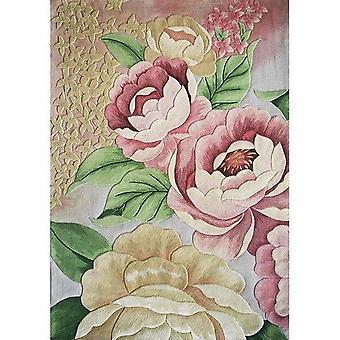 100% Wool Decorative Floor Rugs (multiple Designs)