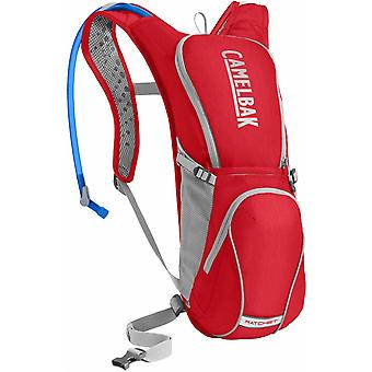 Camelbak Racing Red-Silver 2019 Ratchet - 300g Hydration Pack with Reservoir