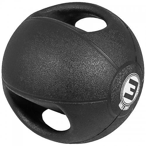 M�decine ball double poign�e de 3kg