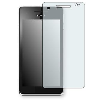 Sony Xperia VL display protector - Golebo crystal clear protection film
