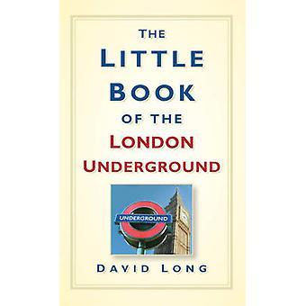 الكتاب الصغير لمترو لندن بديفيد لونغ-9780752452258 ب