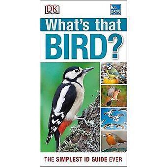 RSPB qual è quell'uccello? dalla DK - 9781405393508 libro