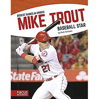Truite de Mike - Star du base-ball par Matt Tustison - Book 9781635175622
