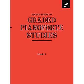 Graded Pianoforte Studies - Second Series - Grade 3 by ABRSM - 978185