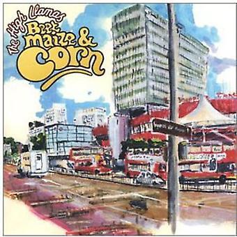 High Llamas - Beet Maize & Corn [CD] USA import