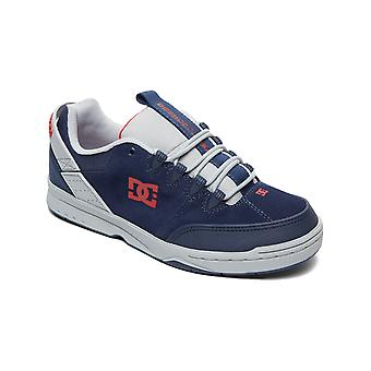 DC Navy-Grey Syntax Shoe