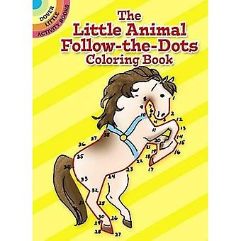 The Little Animal Follow-the-dots (Dover Little Activity Books)