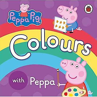 Peppa Pig: kleuren