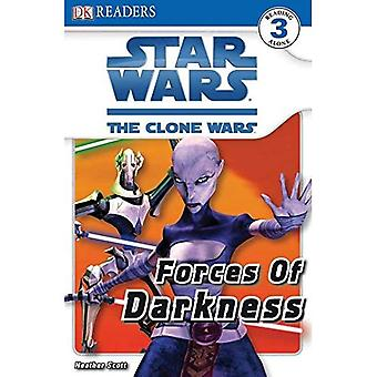 Clone Wars: Forces of Darkness (DK Reader - Level 3)