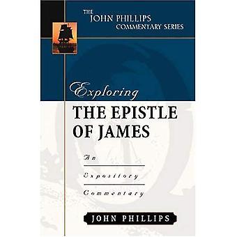 Exploring the Epistle of James (John Phillips Commentary Series)