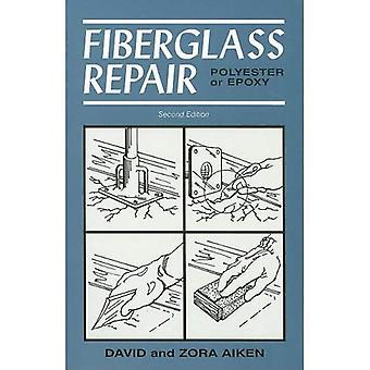 Réparation de fibre de verre: Polyester ou époxy