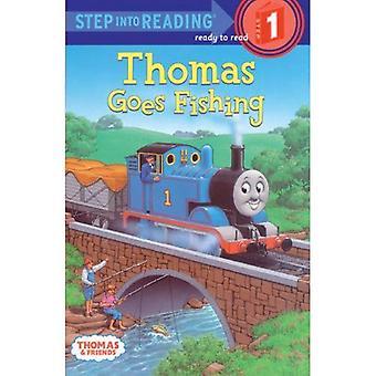 Thomas går fiskeri (skridt ind i læsning: A trin 1 bog
