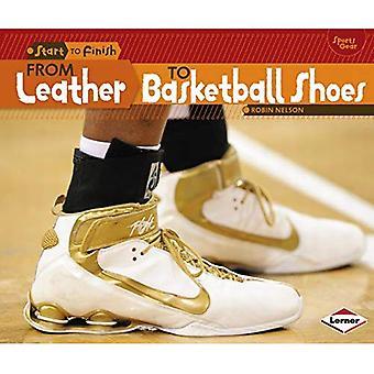 Från läder till basketskor (Start till Finish: rididrott)