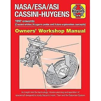 NASA/ESA/ASI Cassini-Huygens: 1997 onwards