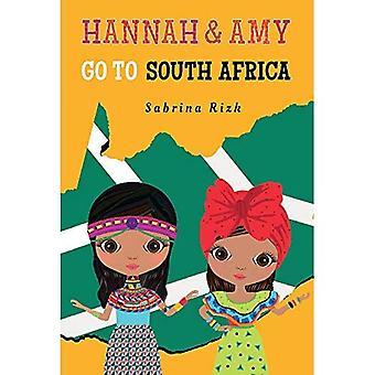 Hannah & Amy gehen nach Südafrika