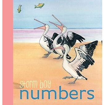 Storm Boy - Numbers [Board� book]