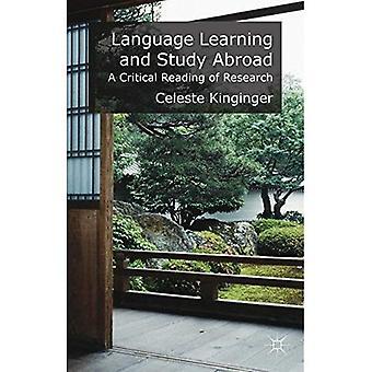 Apprentissage des langues et des études à l'étranger: une lecture critique de la recherche