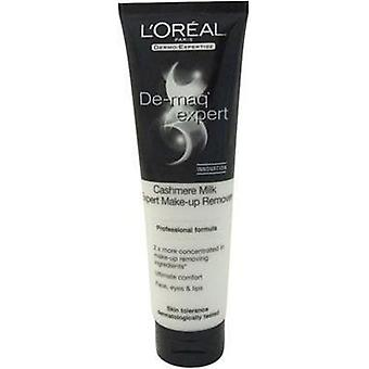 De-Maq Expert dell'Oreal Paris Cashmere latte esperto make-up Remover 150ml