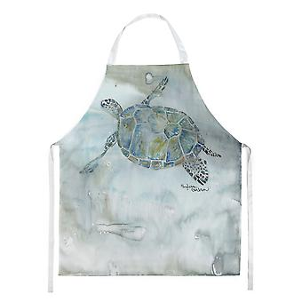 Carolines Treasures  SC2006APRON Sea Turtle Watercolor Apron
