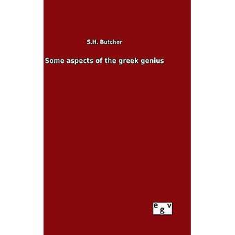 Einige Aspekte der griechische Genius von Metzger & s.h.