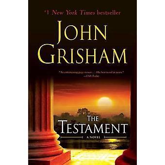 The Testament by John Grisham - 9780385339582 Book