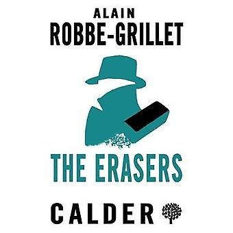 The Erasers by Alain Robbe-Grillet - 9780714544595 Book