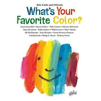 What's Your Favorite Color? by Eric Carle - 9780805096149 Book