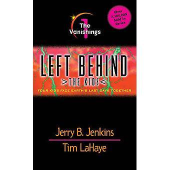 The Vanishings by Tim F. LaHaye - Jerry B. Jenkins - 9780842321938 Bo