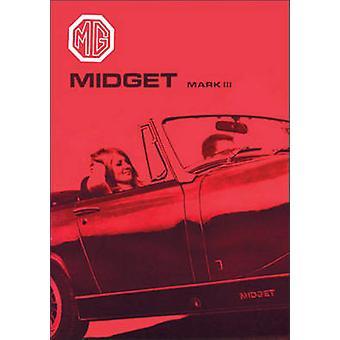 MG Midget Mk 3 Drivers Handbook - AKD 7883 by R. M. Clarke - 978185520