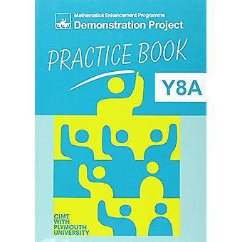 MEP Demonstration Practice Book Y8a by E. Graham - 9781910171028 Book