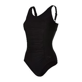 Speedo Vivienne Clipback 1 Piece Swimwear For Girls
