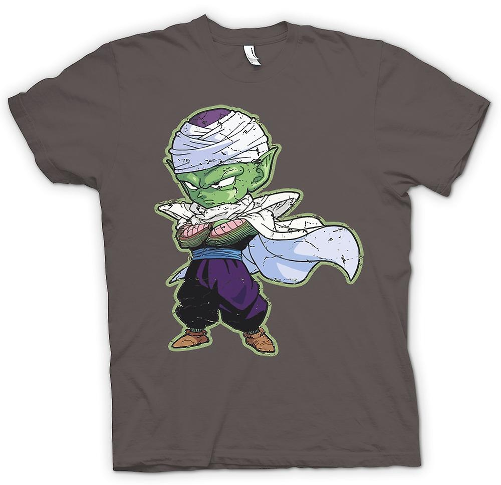 Heren T-shirt-Piccolo - Dragon Ball Z - Cool Retro