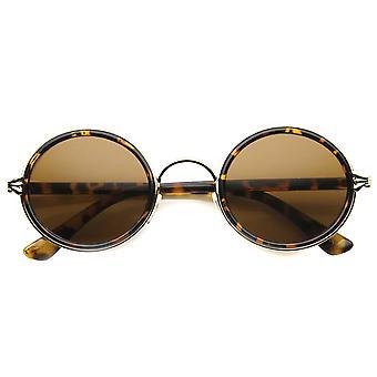 Lunettes sans monture lunettes de soleil UV400 protection lentille Composite