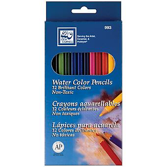 Watercolor Pencils 12 Pkg 993