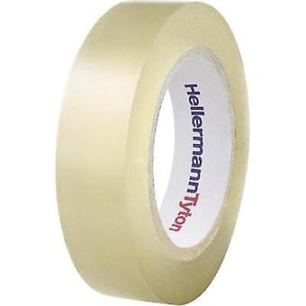 Electrical tape HellermannTyton HelaTape Flex 15 Transparent (L