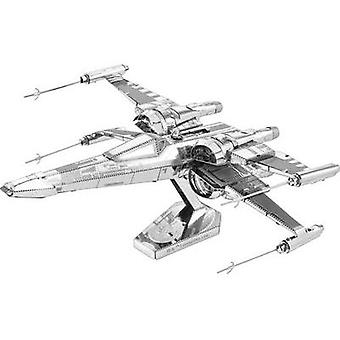 Metal Earth Star Wars Poe Dameron´s X-Wing Fighter