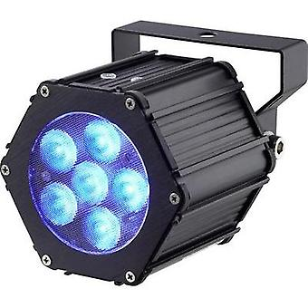 LED outdoor spotlight Renkforce No. of LEDs: 6 x 3 W